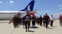 Şehit Polis Memuru Mustafa Serin Doğum Gününde Toprağa Verildi