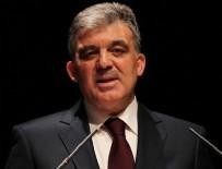 GÜLEN CEMAATİ - Abdullah Gül'den 15 Temmuz açıklaması