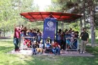 ANADOLU GENÇLIK DERNEĞI - AGD Kayseri'de Yaz Etkinlikleri Başladı
