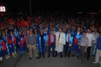 SÜLEYMAN ÖZDEMIR - Bandırma'da Demokrasi Nöbeti Devam Ediyor
