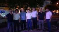 OSMAN NURİ CANATAN - Bergama'da Halk Demokrasi Nöbetinde