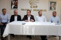 DARBE MAĞDURU - CHP'de Sivil Darbe Endişesi