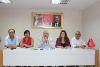 ORMAN BAKANLIĞI - CHP'li Başkanlar İzmir'de Demokrasi Mitingi Öncesi Toplandı