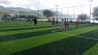 YAZ KURAN KURSU - Cide'de Camiler Arası Futbol Turnuvası