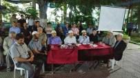 HÜSEYIN ERGÜN - Cide'de Demokrasi Şehitleri İçin Mevlit Okutuldu