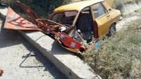 MUTTALIP - Çorum'da Trafik Kazası  Açıklaması 1 Ölü