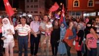 Demokrasi Nöbetine Suriyeliler De Katıldı
