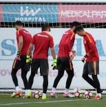 HAKAN BALTA - Galatasaray'da Yeni Sezon Hazırlıkları Sürüyor