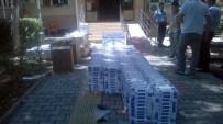 YARBAŞı - Gölbaşı İlçesinde 30 Bin Paket Kaçak Sigara Yakalandı