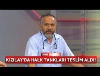 LATİF ŞİMŞEK - Hain gecede teröristler Beyaz TV'yi de hedef aldı