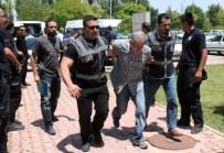 MUSTAFA ERTÜRK - Hava Kuvvetleri Komutanı'nı Kaçıran Darbeci Askerler Adliyeye Sevk Edildi