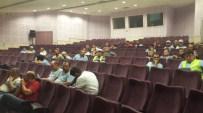 Kartepe'de, Belediye Personeli Eğitimden Geçti
