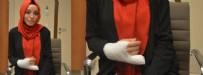 SERÇE PARMAĞI - Kopan parmağı, 8 saat sonra üçüncü hastanede yerine dikildi