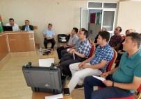 SÜLEYMAN KARA - Kütahya İl Nüfus Ve Vatandaşlık Müdürlüğü'nden Personele Yeni Kimlik Kartı Eğitimi