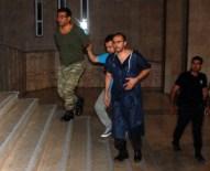 MEHMET BUYRUK - Malatya'da Darbe Girişimi Gececi Vali Ve Emniyet Müdürüne Silah Çekildi