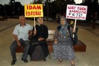 ŞEHİT AİLELERİ - Şehit Aileleri Ve Gazilerden Darbe Girişimine Tepki