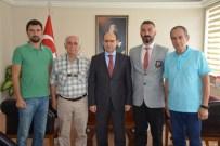 TAHSIN KURTBEYOĞLU - Söke Rotary Kulübü'nden Kaymakam Ve Belediye Başkanı Ziyareti