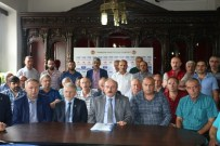 ŞEHİTLERİ ANMA GÜNÜ - Trabzon Ziraat Odaları Birliği'nden 'Darbeye Hayır' Mesajı