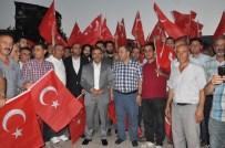 TUNCELİ VALİSİ - Tunceli'den Darbecilere Karşı Dik Duruş