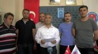 FERASET - Türk Ulaşım-Sen Gaziantep Şubesinden Darbe Girişimine Tepki