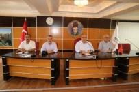 DIRAYET - Adıyaman Belediyesinde Durum Değerlendirme Toplantısı