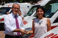 Antalya'ya 7 Yeni Ambulans