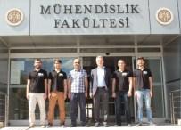 YARIŞ ARACI - Atatürk Üniversitesi Mühendislik Fakültesi Formula Student Takımı Dünya 9.'Su Oldu