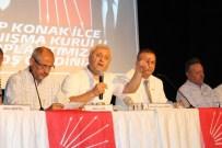 TUNCAY ÖZKAN - CHP İzmir Milletvekili Tuncay Özkan Açıklaması