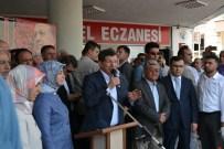 HÜSEYIN AVCı - Davutoğlu Kulu'da