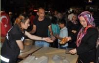 ÇAĞATAY HALIM - Demokrasi Nöbetinde Lokma İkramı