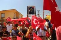 Diyarbakır Kırmızı Beyaza Büründü