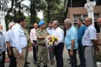 Dörtyol'da STK'lar Garnizon Komutanlığını Ziyaret Etti
