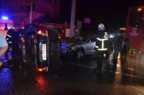 MEFTUN - Fatsa'da Trafik Kazası Açıklaması 3 Yaralı