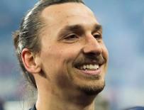ZLATAN IBRAHİMOVİC - Ibrahimovic'in forma numarası belli oldu