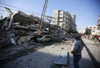 KATAR EMIRI - Katar'dan Gazze'ye Anlamlı Yardım