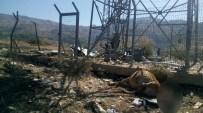 İSLAMKÖY - Kulp'ta Baz İstasyonunda Patlama