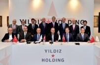 YıLDıZ HOLDING - Murat Ülker Açıklaması 'Global Ortaklarımla Türkiye'ye Yatırıma Devam'