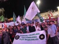 Osmanlı Ocakları Darbeye 'Hayır' Dedi