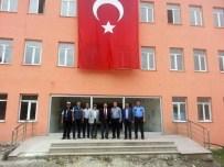 OSMAN NURI CIVELEK - Rektör Aydın, Azdavay Meslek Yüksekokulu Kampusu'nu İnceledi