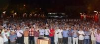 Seydişehir'de Şehitler İçin Hatim Duası