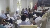 ABDULLAH ÇIFTÇI - Suruç'ta Güvenlik Toplantısı Yapıldı