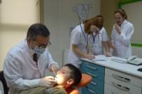 Tepebaşı'nda Çocukların Dişleri Daha Sağlıklı