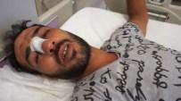 YOLCU TRENİ - Tren Kazasından Yaralı Kurtulan Üzüm İşçisi Açıklaması 'Treni Göremedik'