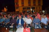 DEMOKRASİ PARKI - Adilcevaz'da Milli İrade Ve Demokrasi Coşkusu
