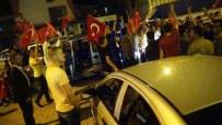 MEHMET KARAKAŞ - Kurucaovalıar 120 Araçlık Konvoyla Malatya'da Demokrasi Nöbetinde