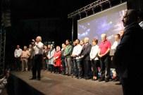 AHMET ÖZEN - Kütahya'da Demokrasi Nöbetinin 8. Günü