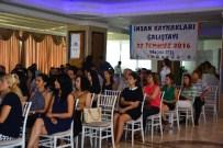 MUSTAFA KUTLU - Mersin'de İnsan Kaynakları Çalıştayı Düzenlendi
