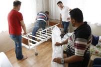 BELDEN - Orhangazi Belediyesi'nden Yatalak Hastalara Destek