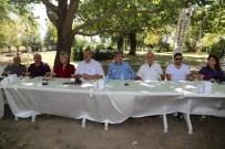 Başkan Uysal, Basın Bayramında Gazetecilerle Buluştu