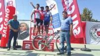 NURULLAH KAYA - Bisikletçiler Kıyasıya Yarıştı